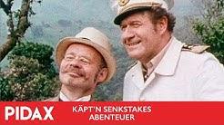 Pidax - Käpt'n Senkstakes Abenteuer (1974/6, Rolf Olsen)