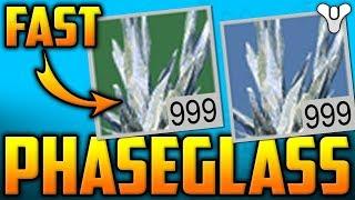 Destiny 2 - FASTEST PHASEGLASS FARMING METHOD thumbnail