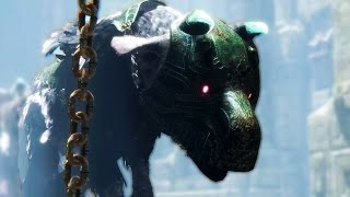 BATTLE BETWEEN GIANTS | The Last Guardian - Part 7