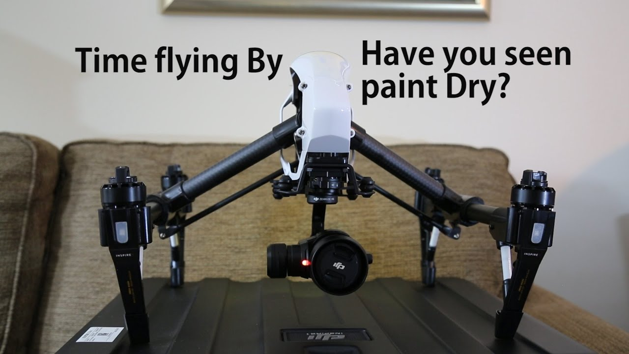 How to:  Update Firmware on DJI Inspire 1 PRO With No Issues