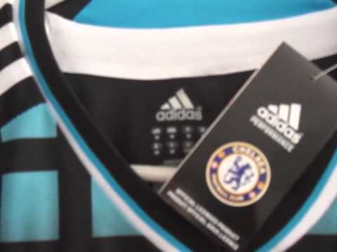 camiseta chelsea 2011-2012.MP4