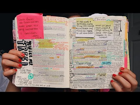 how-i-study-my-bible-+-in-depth-bible-study!