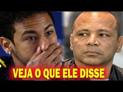 🔴 Neymar Leva BRONCA do pai e MOTIVO COMOVE a todos