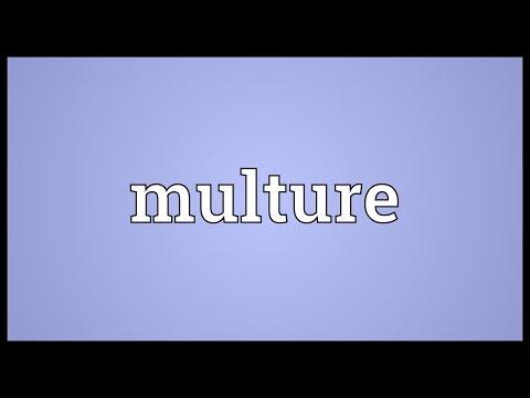 Header of multure