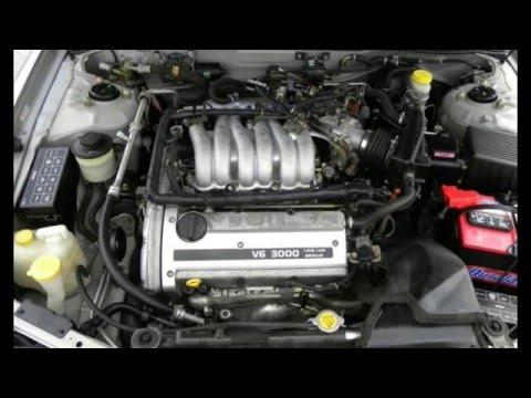 Como poner a tiempo un Nissan Maxima 3.0 litros