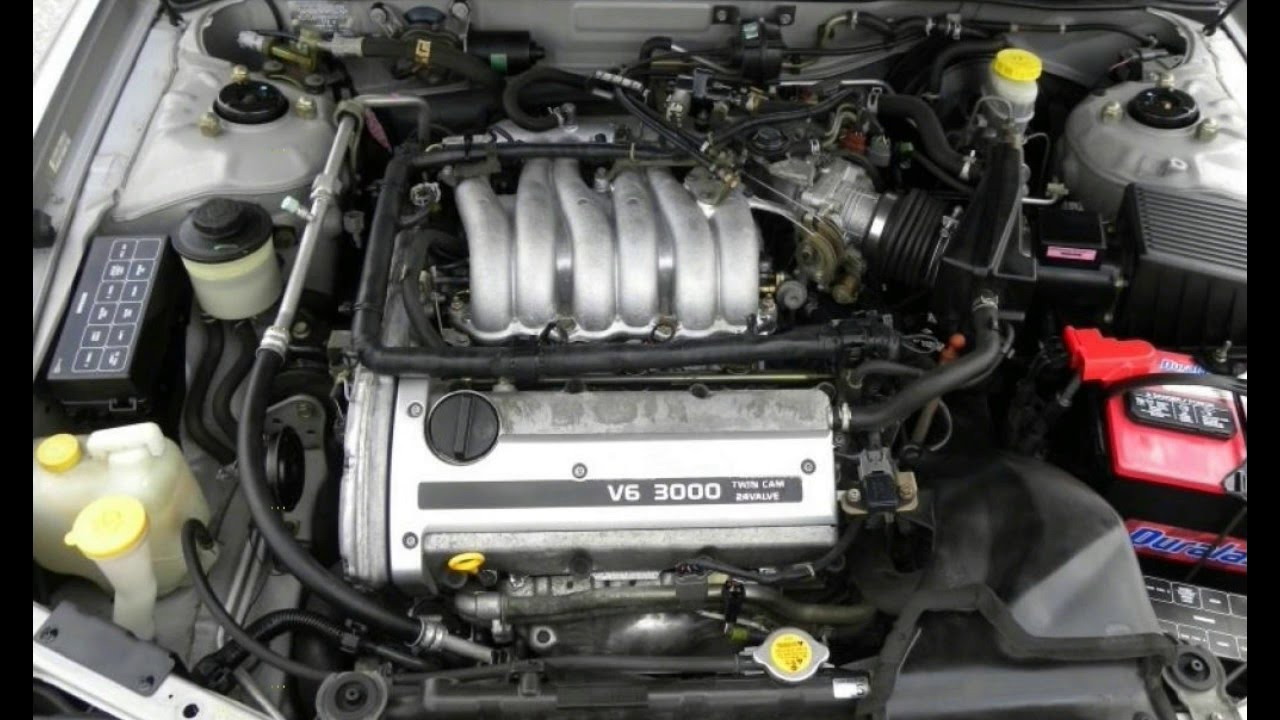 2001 Infiniti I30 Engine Diagram