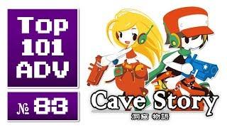 Top 101 Action-Adventures aller Zeiten #83 » Cave Story (2004)