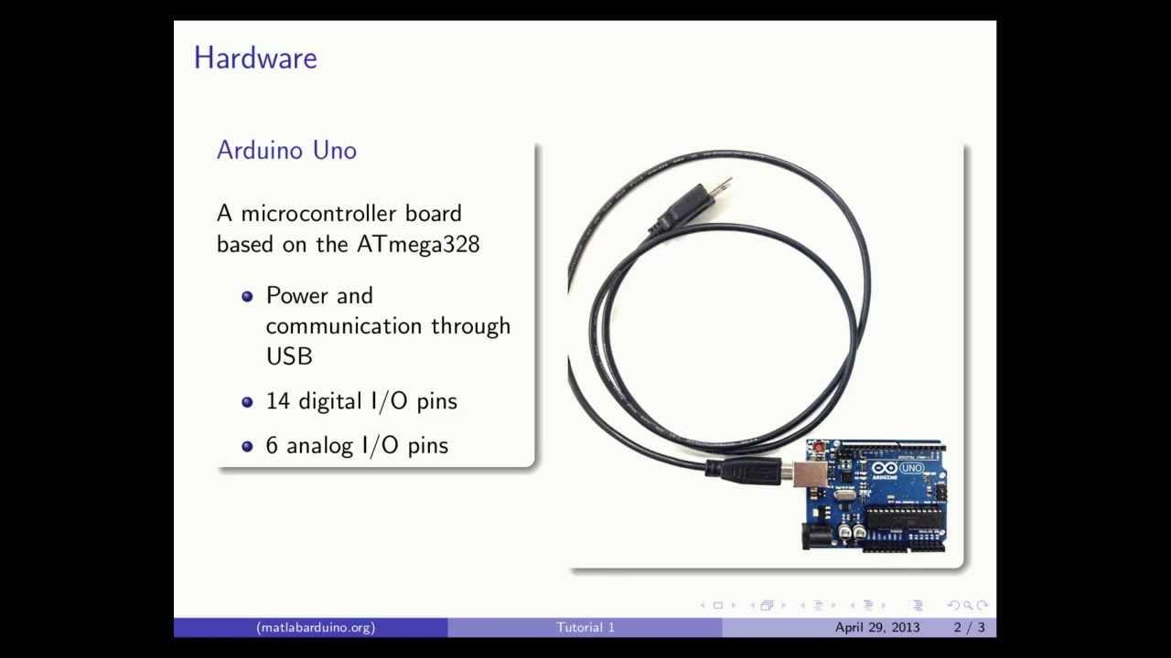 Matlab arduino tutorial serial connection between