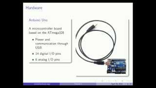 MATLAB Arduino Tutorial 1 - Serial Connection between Arduino UNO to Matlab via USB