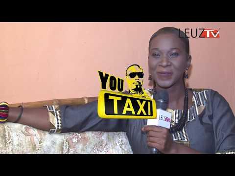 Adji Khady Ndiaye alias Rougui actrice dans la série You Taxi : Mane namouma...