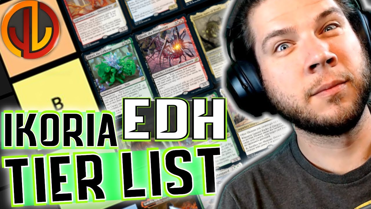 Ikoria Edh Mtg Tier List Ranking Each Commander From Lair Of Behemoths Youtube Submitted 1 year ago by general_purpose_taa. ikoria edh mtg tier list ranking each commander from lair of behemoths
