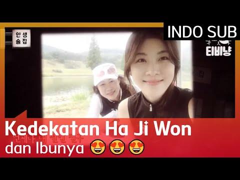 Kedekatan Ha Ji Won Dan Ibunya 😍😍😍 #LifeBar 🇮🇩SUB INDO🇮🇩
