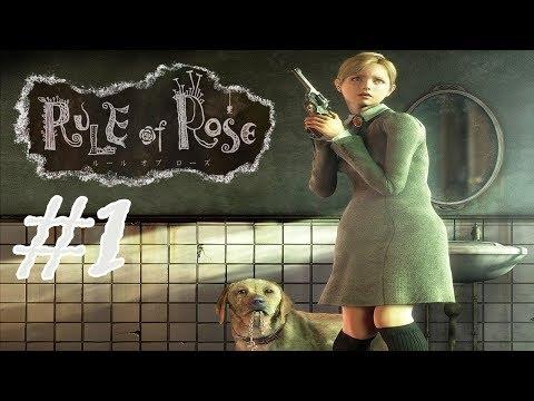 Survival Horror Prohibido en algunos Paises | Rule Of Rose | Parte 1 | Gameplay en Español |