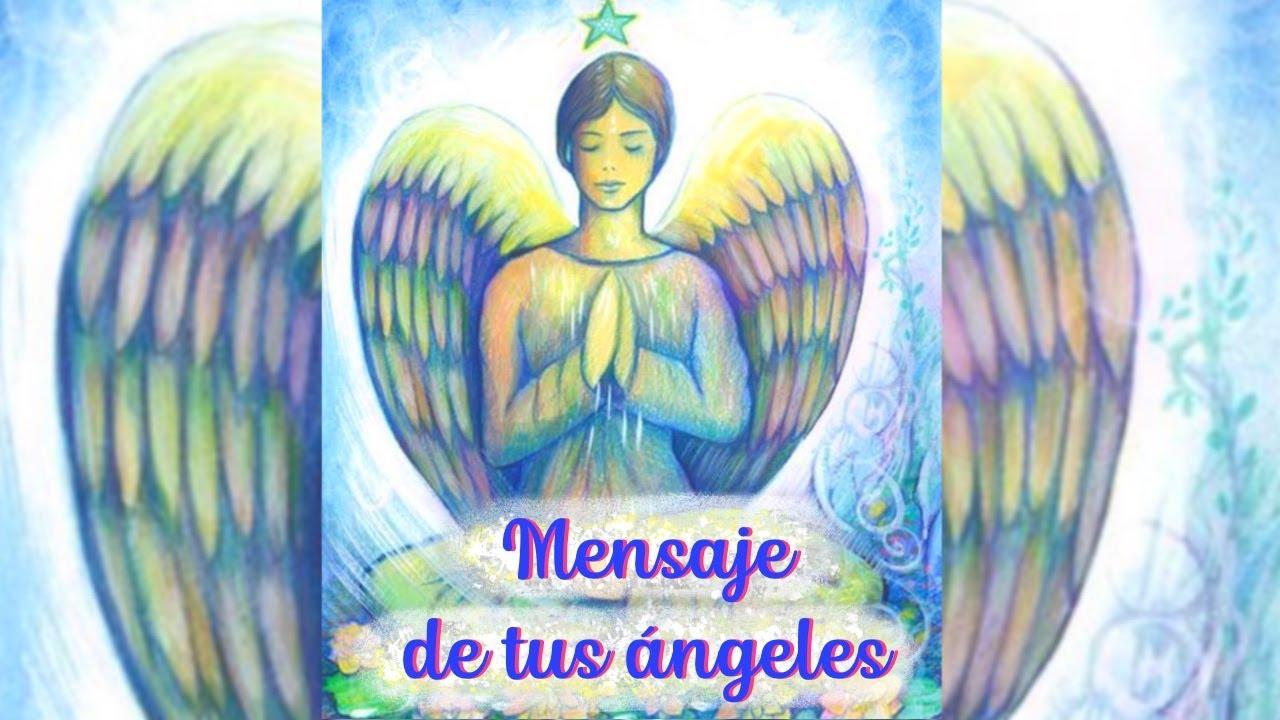 Mensaje de tus ángeles para hoy 30 y 31 de Julio✨