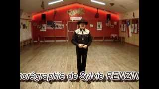 Wild Country & Banjo Country Line Dance (Démo & Teach)