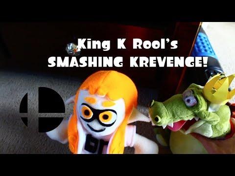 King K Rool's SMASHING KREVENGE