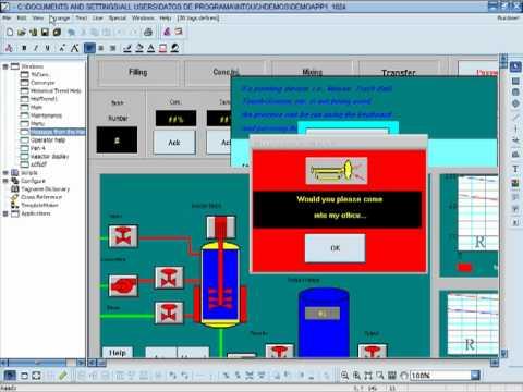 Introducción a los sistemas SCADA