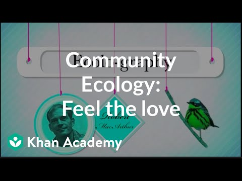 Community ecology: Feel the love | Crash Course ecology | Kh