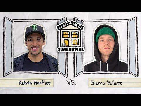 Kelvin Hoefler Vs. Sierra Fellers | BATQ