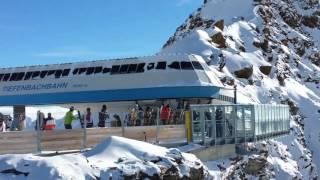 Reportaje Estación de Sólden (Austria)