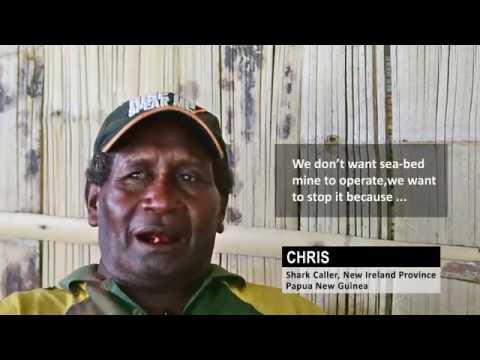 Deep sea mining threatens indigenous culture in Papua New Guinea