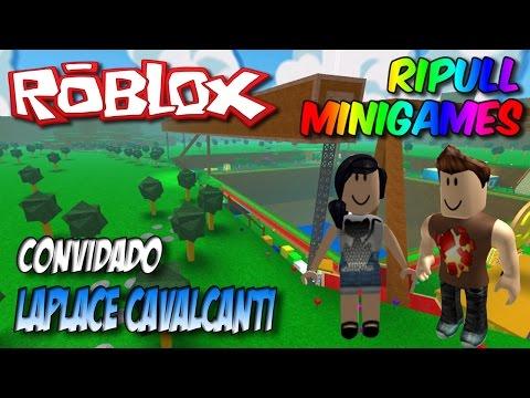 Jogo Roblox – Murder x Xerife – Quem é o melhor? (ft. Laplace) (Ripull Minigames) Online Gratis