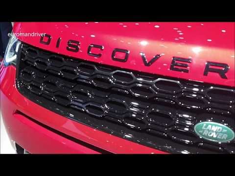 NEW 2020 Land Rover Discovery Sport R-dynamic Walk-Around Euroman Driver