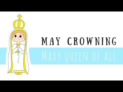 Sacred Heart Villa - May Crowning!