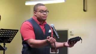 "Demitrius Burnett - ""Stoop Kid"" - Transformative Visions 2015"