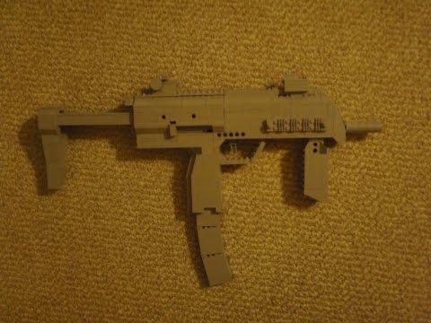 Lego Mp7