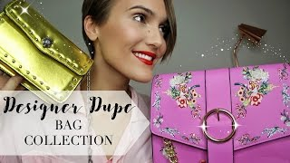 DESIGNER DUPE BAG COLLECTION | Blaise Dyer