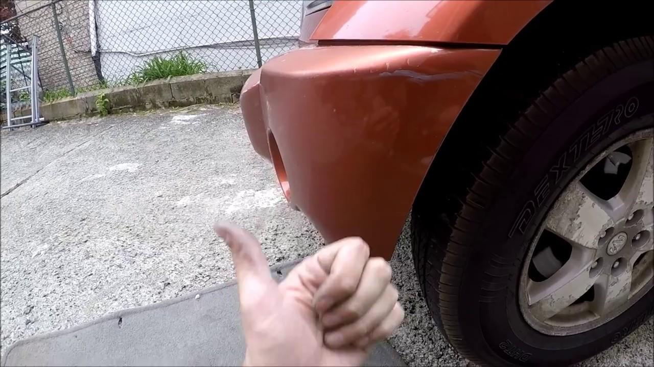 How To Change Fog Light In Dodge Nitro 07 12 Youtube Reverse Wiring Diagram