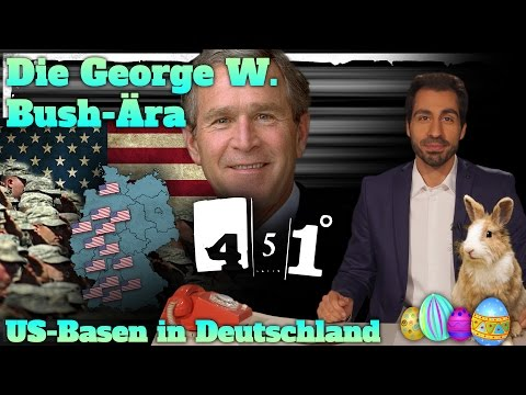 451 Grad OsterGarten | US-Stützpunkte auf deutschem Boden | Die Akte George W. Bush || 29