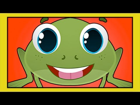 Küçük Kurbağa | Edis Ile Feris | Çocuk Şarkıları