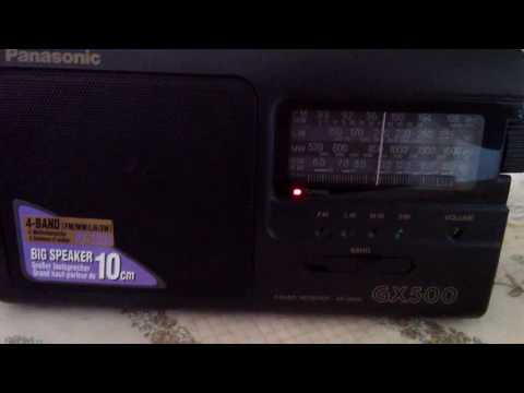 Radio Republic Indonesia   Panasonic RF 3500 Maella NE Spain