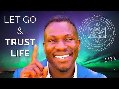 How to Move to The New And Trust The Universe (Law of Attraction!) Powerful!