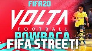 GRAMY w Tryb VOLTA! FIFA 20 PL Demo ⚽️