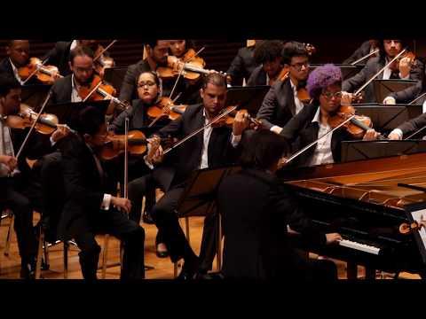 Beethoven piano concerto Op 19 - Ricardo Castro - NEOJIBA