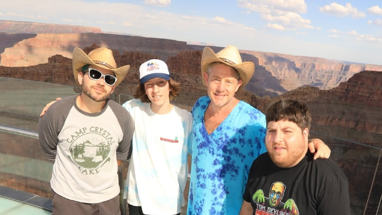 WE FINALLY MADE IT TO THE GRAND CANYON!!