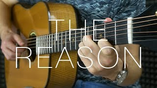 Hoobastank - The Reason - Fingerstyle Guitar Cover