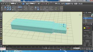 Modeling a 3d pendrive tutorial using  3dsmax.