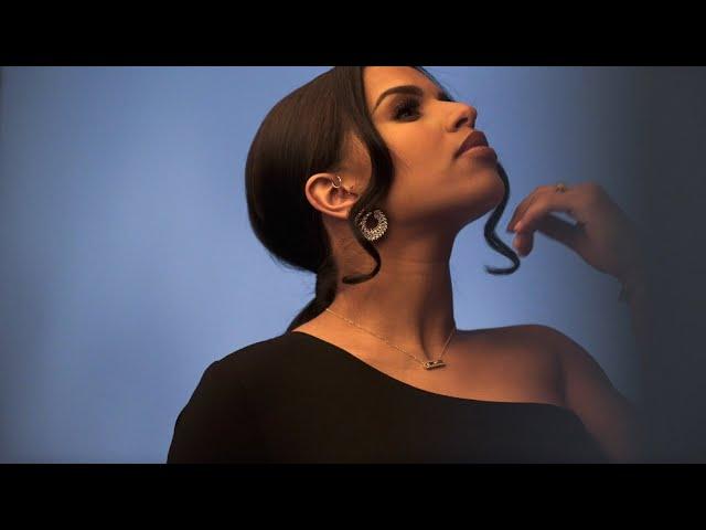 Imen Es - Essaie Encore (Lyrics Video)