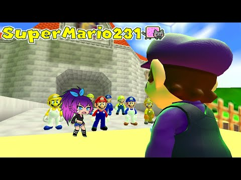Nobody cares - An SM64 music video (Super Mario 64 Machinima)