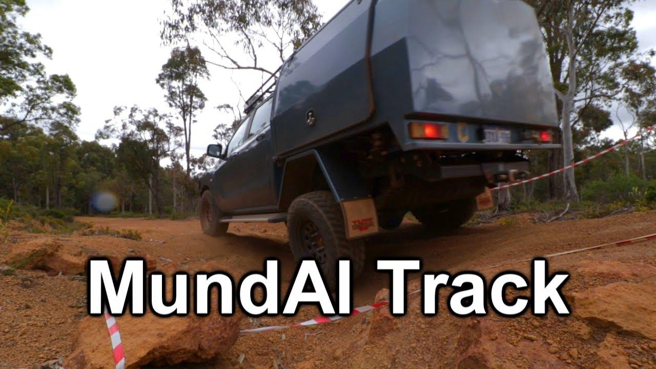 Western Australia 4wd Map.Wa S Newest 4wd Track Mundal Track