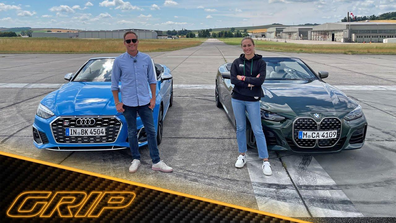 Download Performance-Cabrios: BMW M440i xDrive vs. Audi S5 Cabriolet TFSI 🔥😎 I GRIP