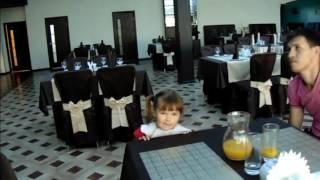 Поездка в Белгород часть 3/ Идем в Ресторан Седьмое небо и плотим за ужин 50 рублей