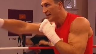 Открытая тренировка Владимира Кличко | Klitschko Open Training Session  (WorkOut)