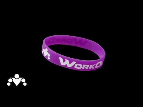 Фиолетовый браслет или Мир без жалоб. [Лайфхак для жизни]