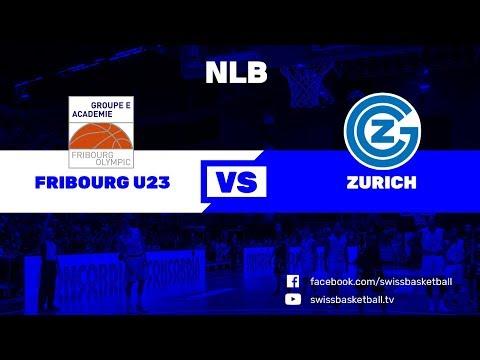 NLB - Day 12: Fribourg U23 vs. Zürich