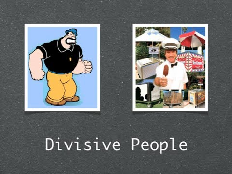 Divisive People